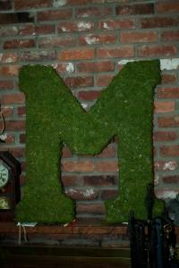 Finished M