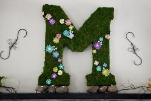 Decorated M